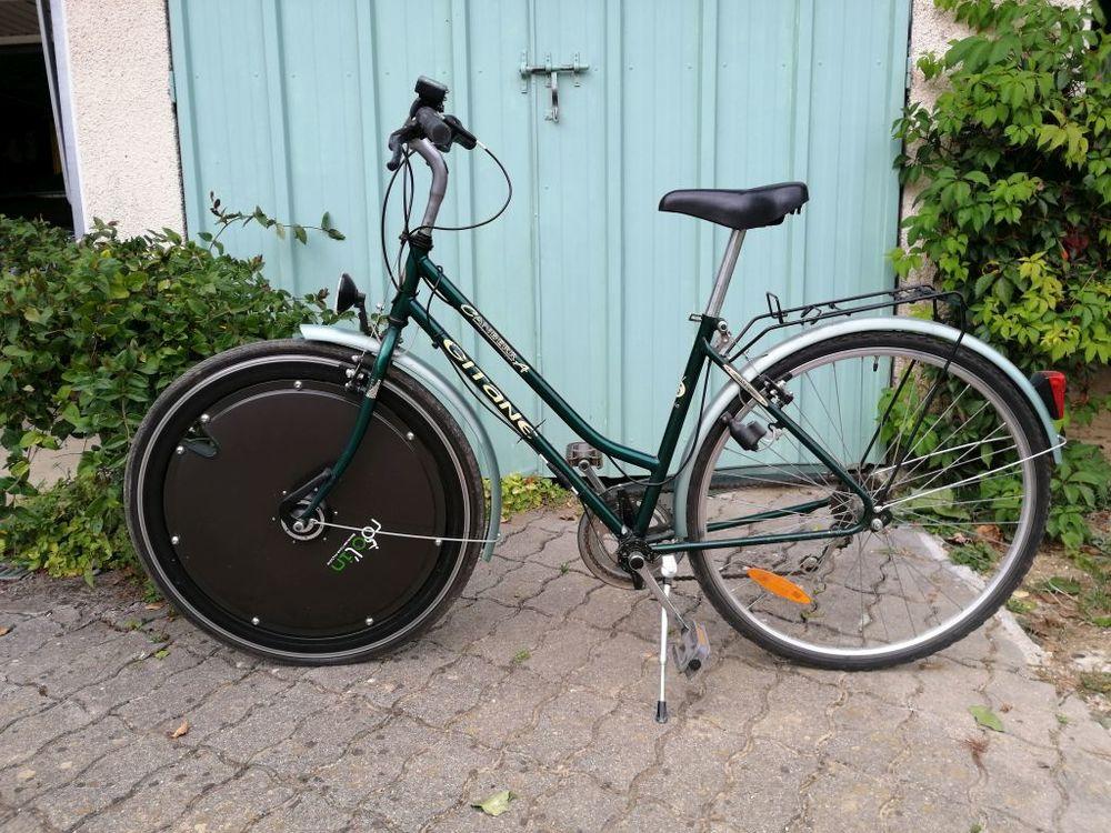 Vélo à assistance électrique 700 Valence (82)