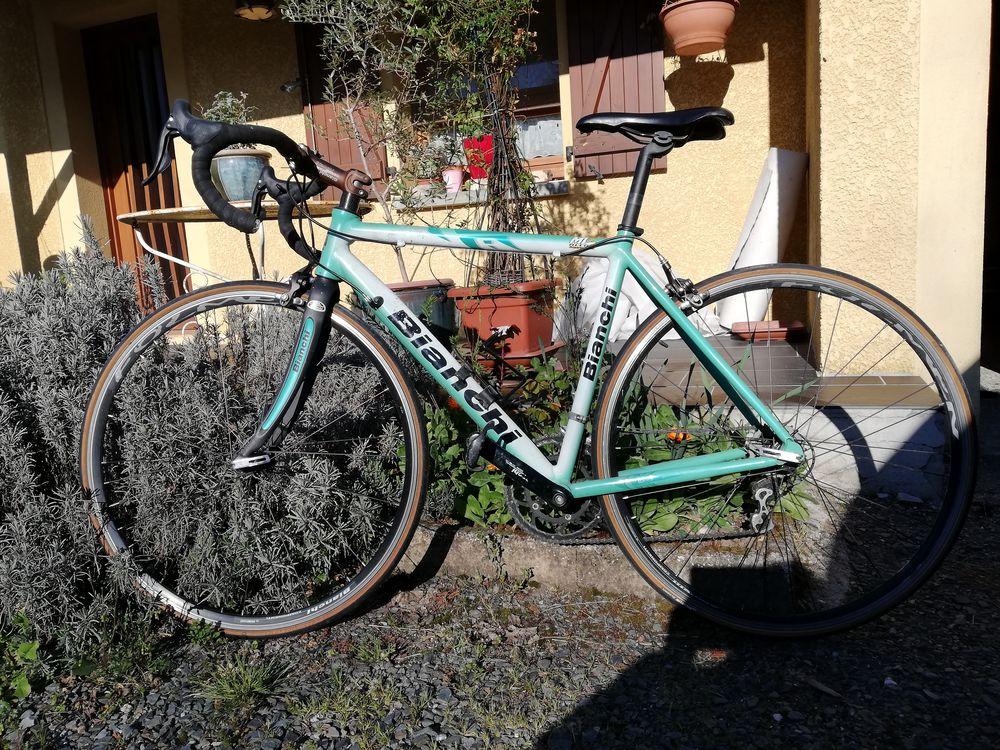 Vélo Bianchi 600 Réalmont (81)