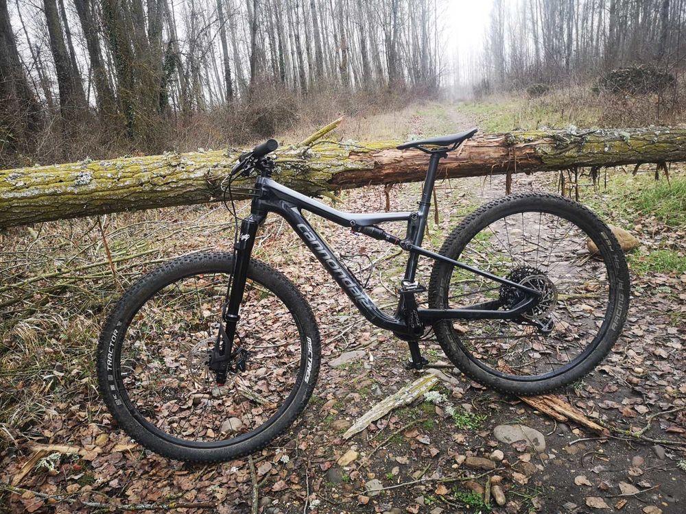 Vélo Cannondale Scalpel 2100 Gourdon (07)