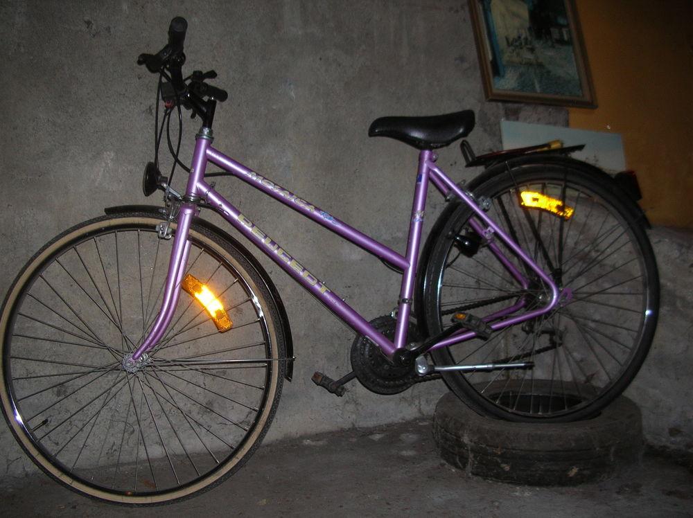 vélo classique  40 Pau (64)