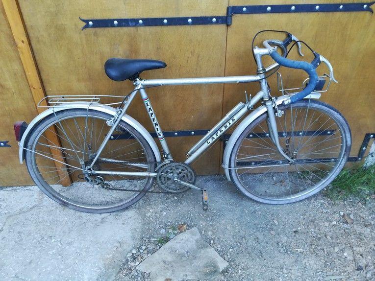 Vélo de collection  LAPEBIE  160 La Seyne-sur-Mer (83)