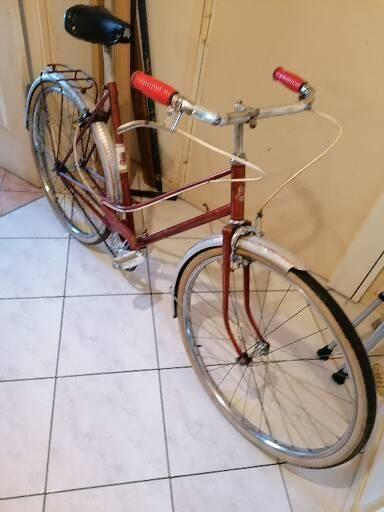 Vélo collector Terrot 600A révisé de 1960 taille M.  60 Villeurbanne (69)