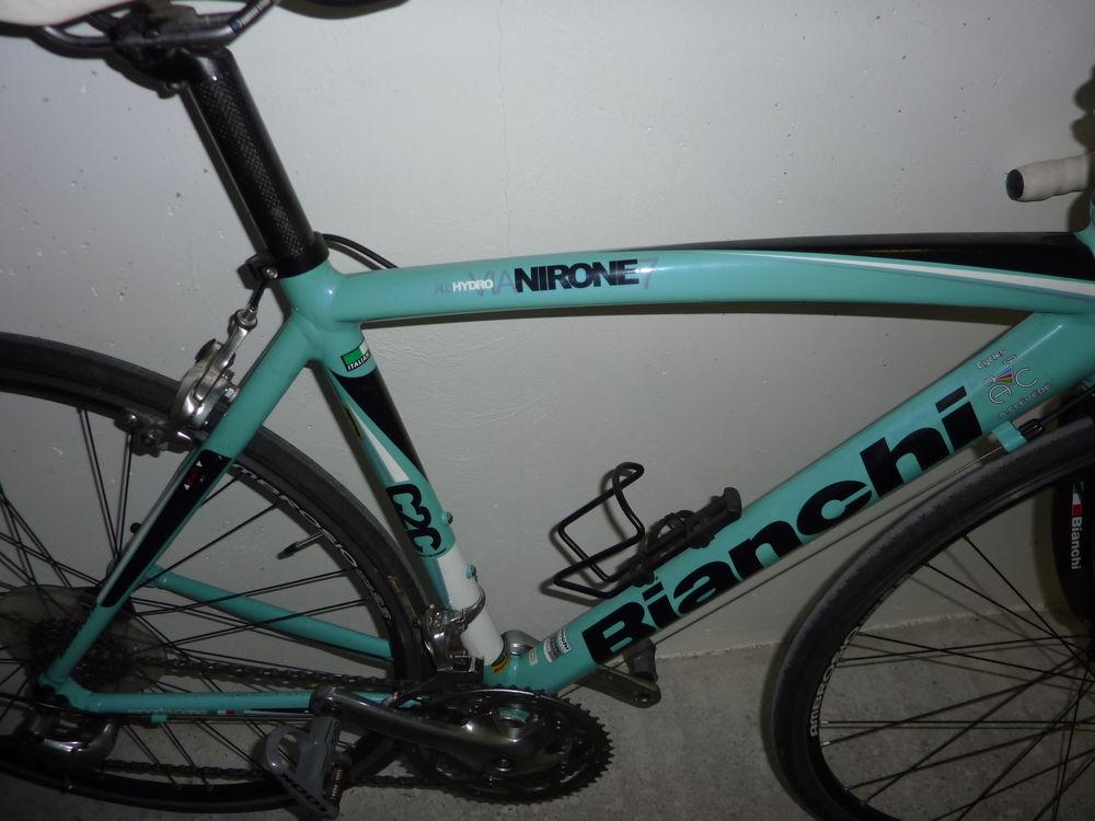 vélo de course BIANCHI 0 Meythet (74)