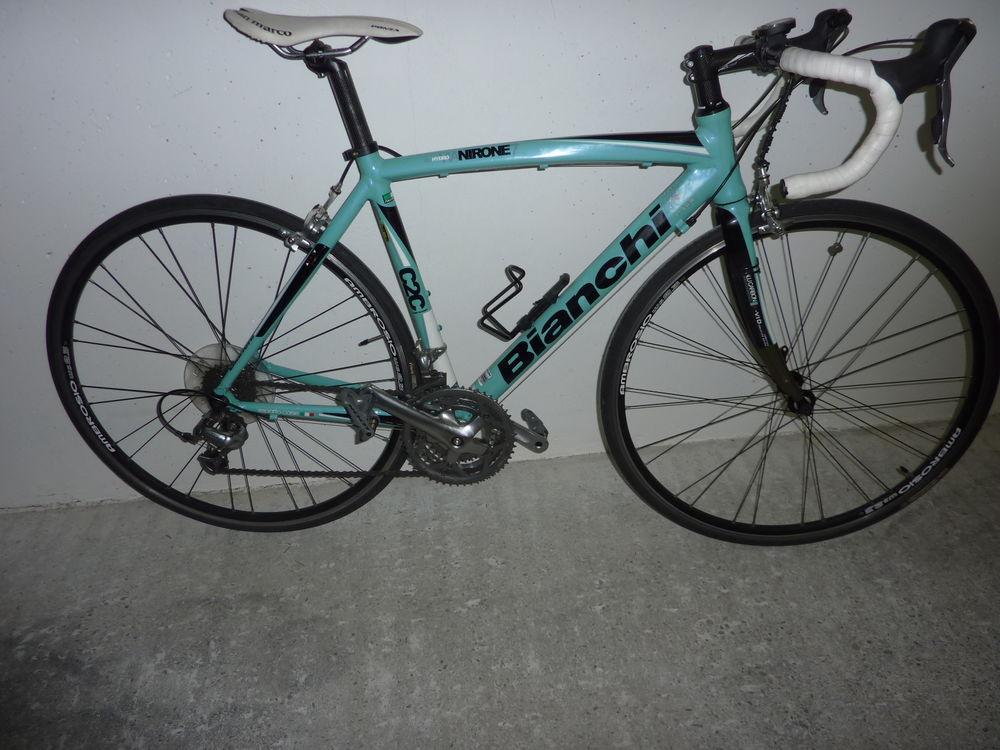 vélo de course BIANCHI  d'occasion 0 Meythet (74)