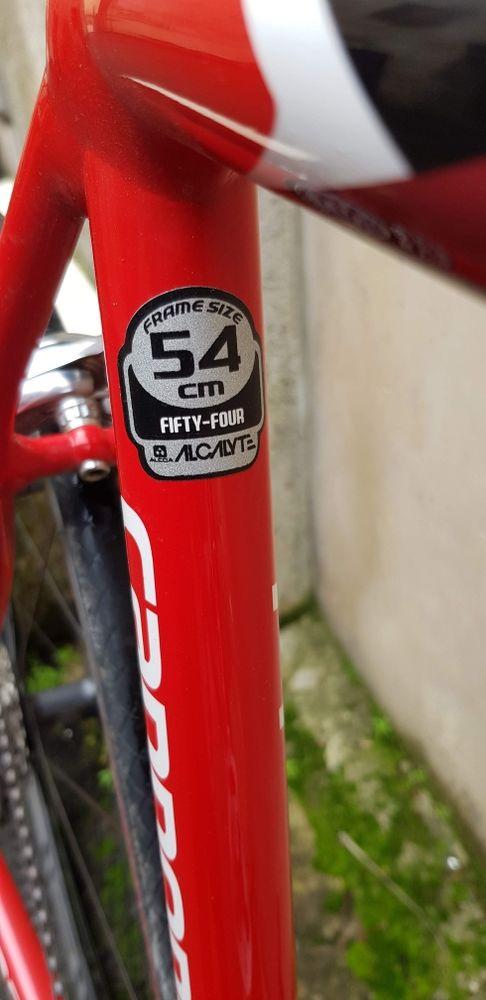 Vélo de course Cannondale 300 Plombières-lès-Dijon (21)
