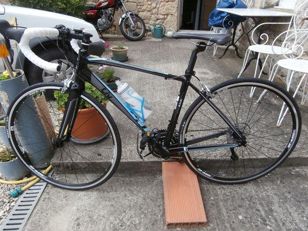 Vélo de course femme 600 Saint-Genès-de-Castillon (33)