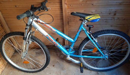 Vélo de course Femme bleu 149 La Colle-sur-Loup (06)