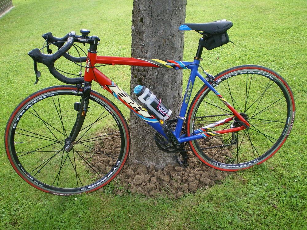 vélo de course 350 La Vineuse (71)
