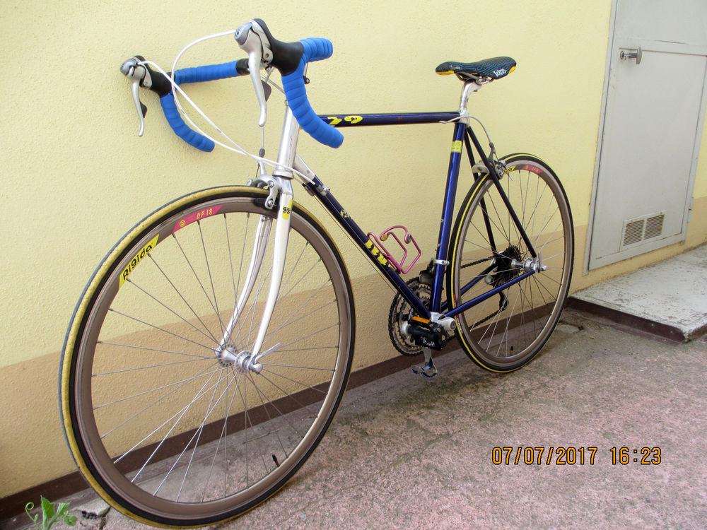 Vélo de course 250 Moosch (68)