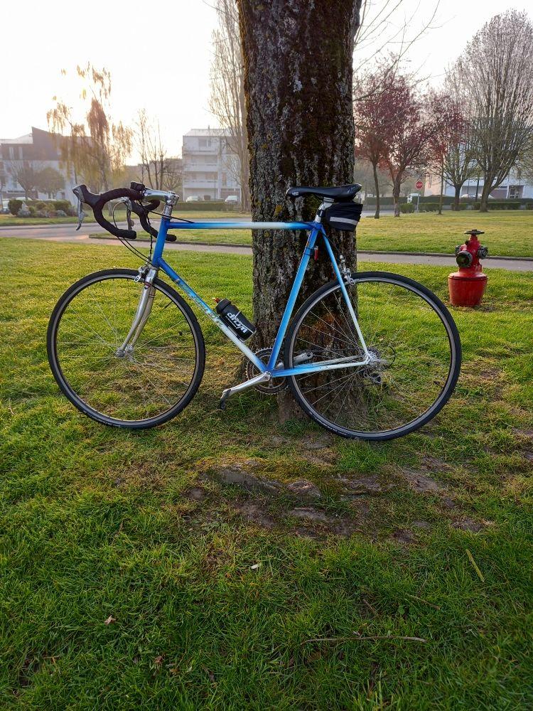 vélo course 1 Abbeville (80)