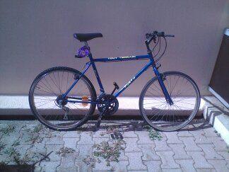 un vélo cross 40 Bois-Bernard (62)