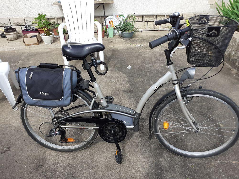 vélo décathlon élops 5 btwin 250 Marlieux (01)