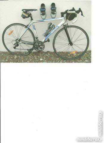 Vélo DECATHLON etat neuf- 150 Saint-Vincent-sur-Jard (85)