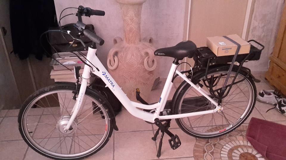 vélo électrique MATRA 500 Bras-d'Asse (04)