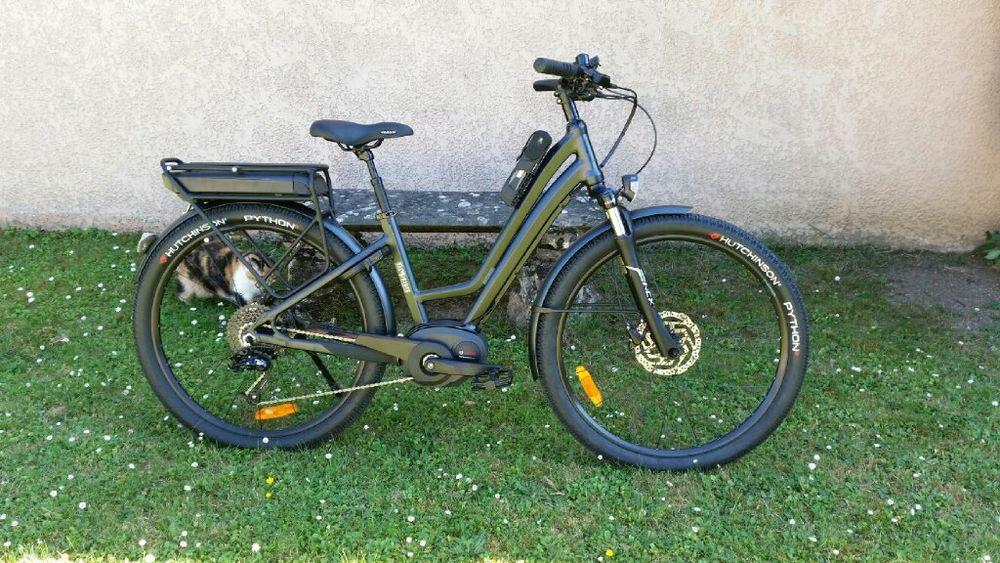Vélo électrique MOUSTACHE SAMEDI 27 XROAD 3 OPEN 2700 Charnay-lès-Mâcon (71)