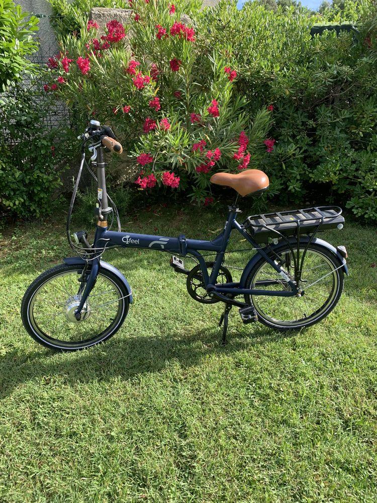 Vélo electrique pliable O2FEEl 500 Peyrolles-en-Provence (13)