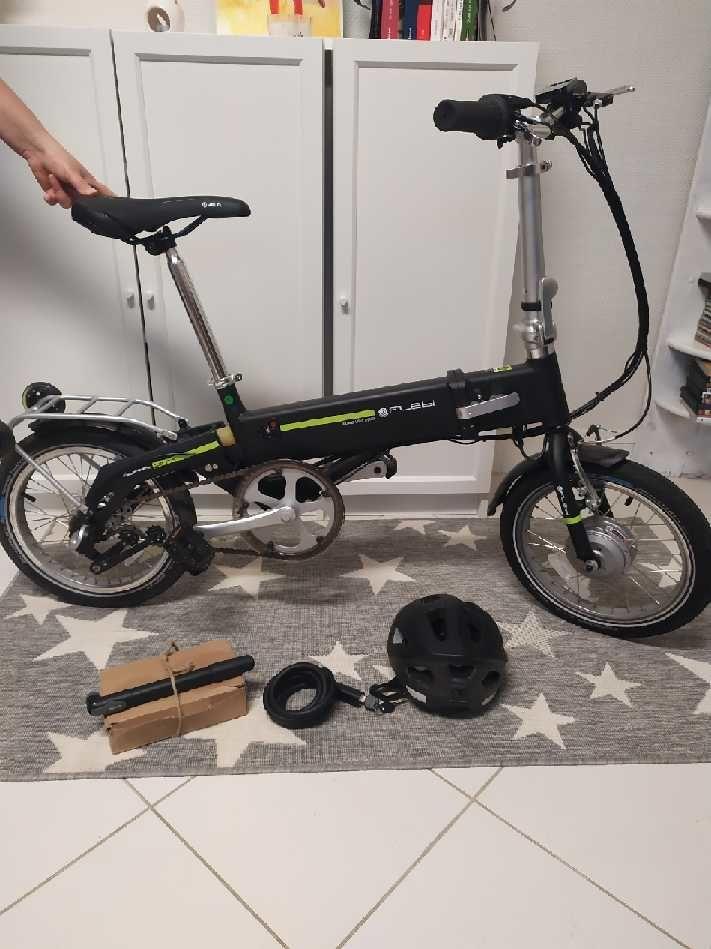 Vélo électrique pliant Flebi Supra 2.0 900 Milon-la-Chapelle (78)