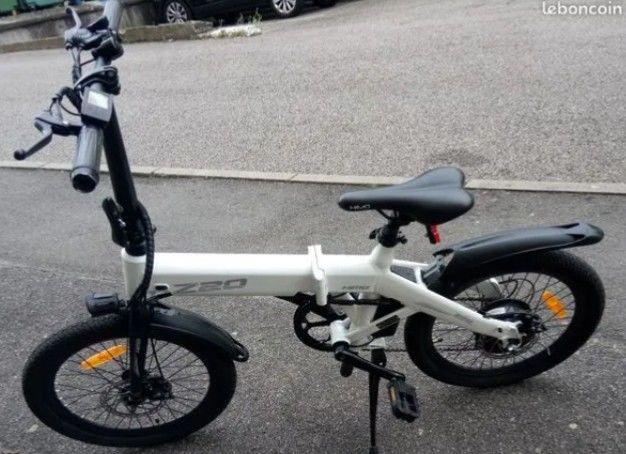 vélo électrique pliant himo z20 acheter il y a 4mois 570 Vandœuvre-lès-Nancy (54)