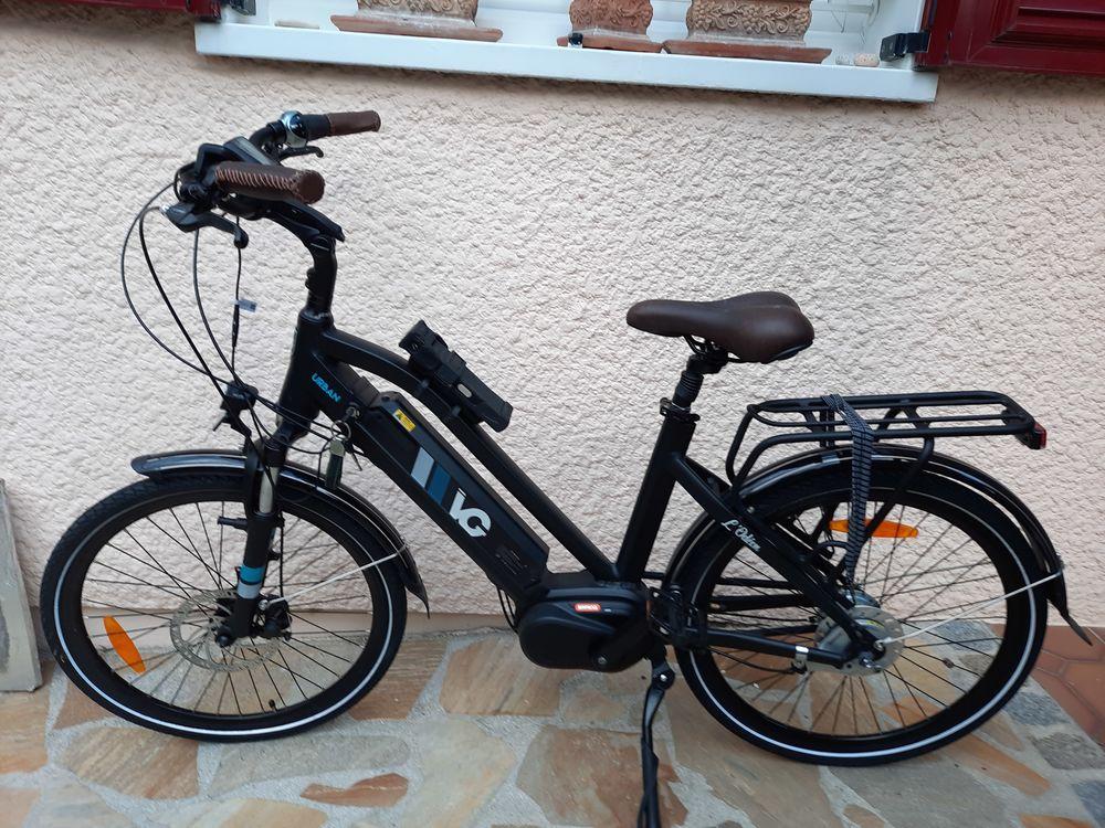 Vélo électrique 24 pouces VG Odéon 504 1400 Épinay-sur-Orge (91)