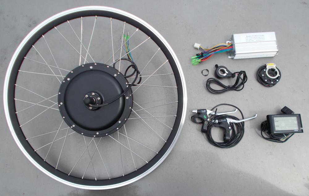 Kit vélo électrique Régénération Homologué sur route 240 Saint-Brieuc (22)
