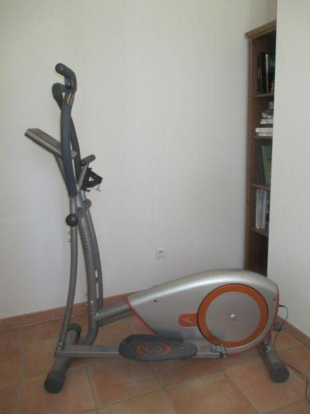 Achetez velo elliptique occasion annonce vente b thune 62 wb156066534 - Vente velo elliptique ...