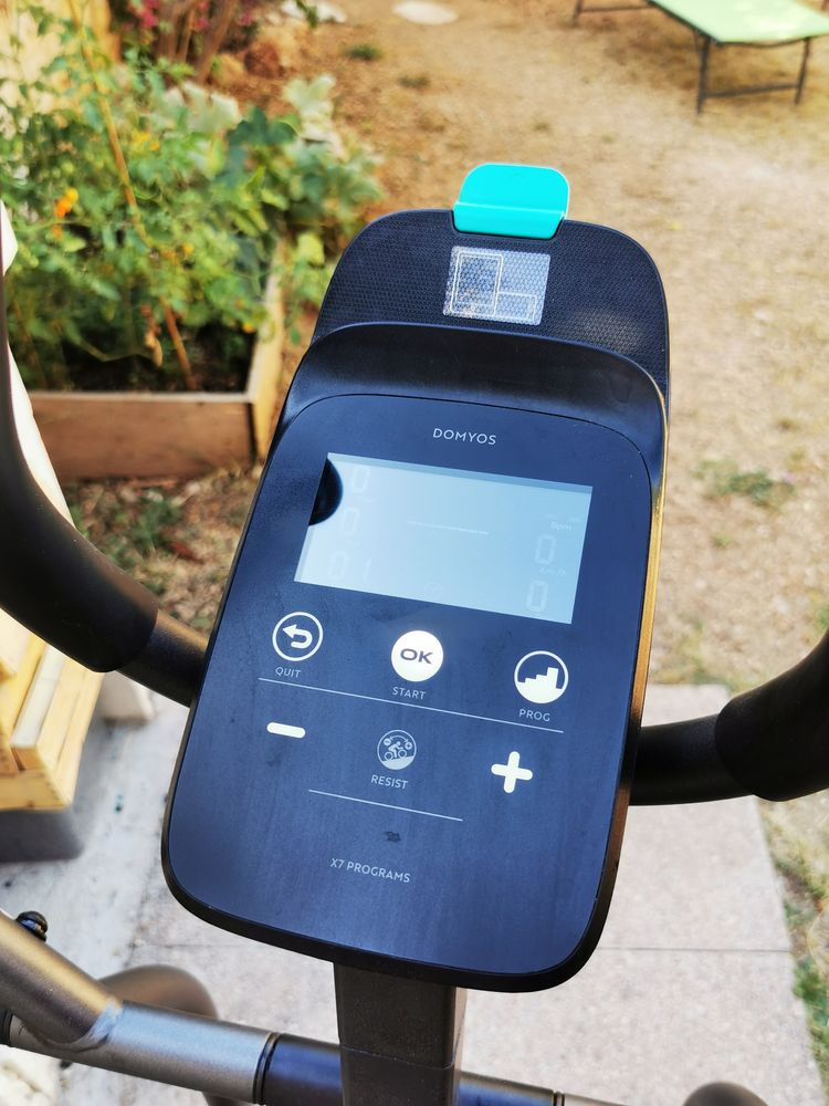 Vélo elliptique électronique casiment neuf t 120 Toulon (83)