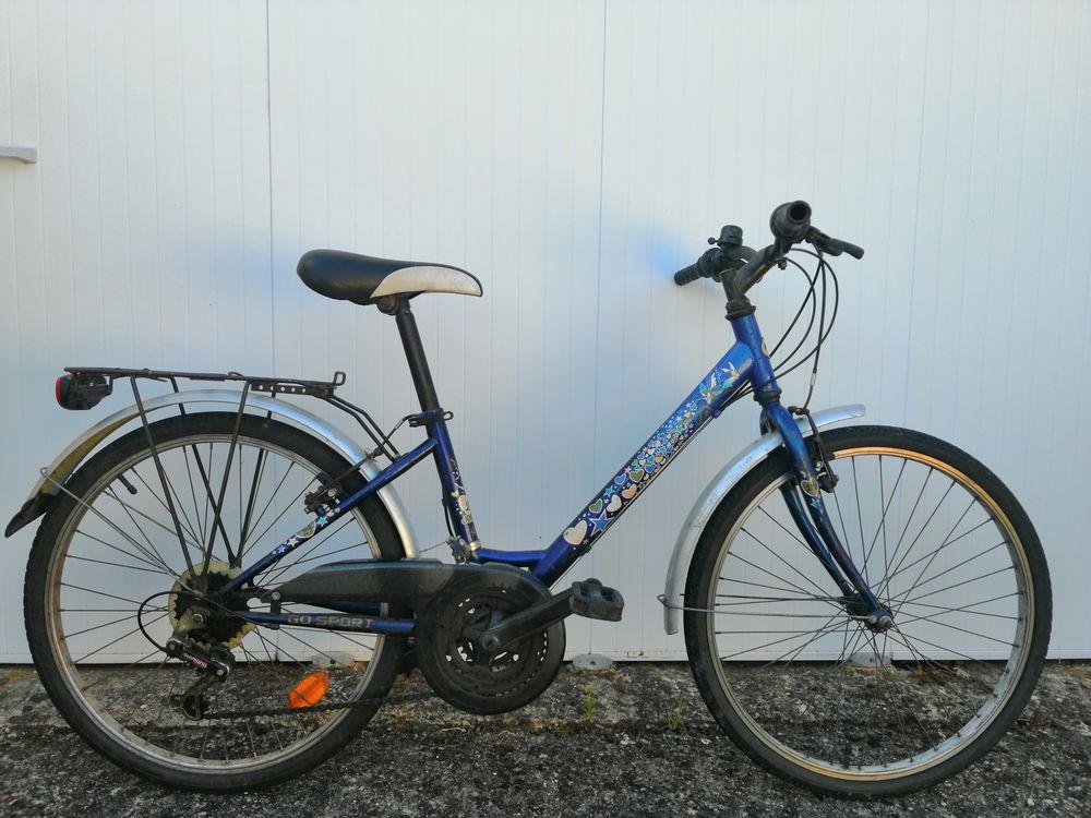 Vélo enfant 24 pouces GO SPORT 59 Challans (85)