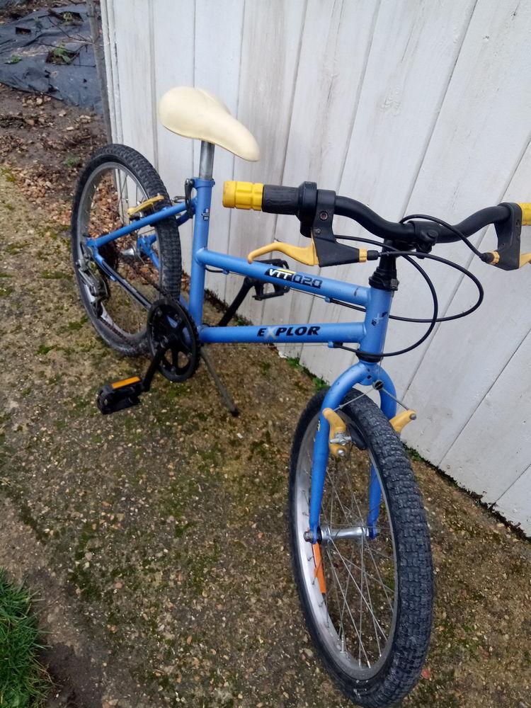 vélo enfant 20 pouces  40 Lucé (28)