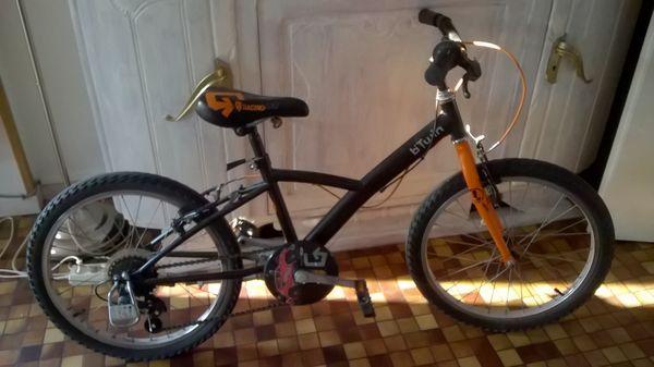 Vélo enfant 6-8 ans 55 Marquette-lez-Lille (59)