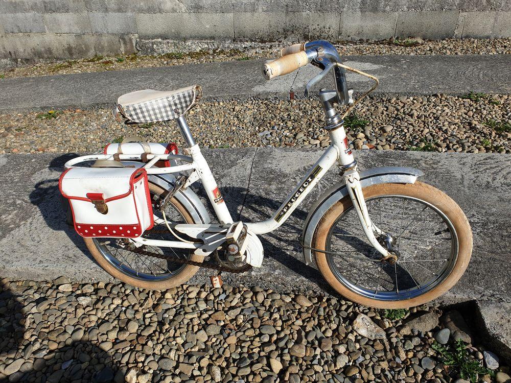 Vélo Enfant 120 Bénéjacq (64)