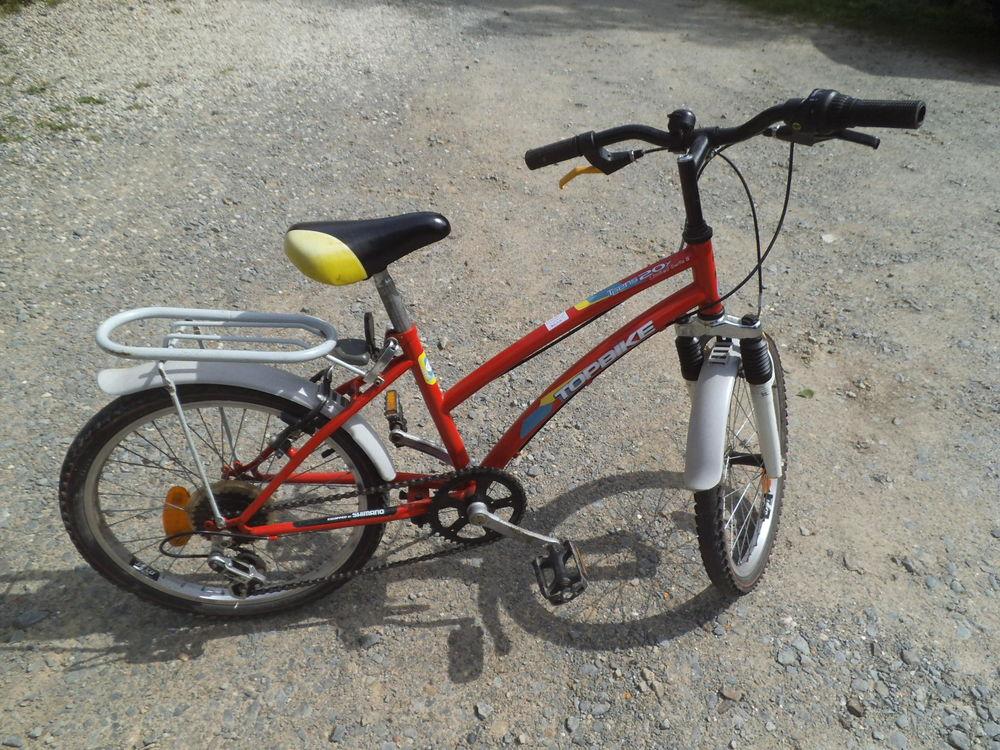 Vélo enfants 30 Le Bourgneuf-la-Forêt (53)