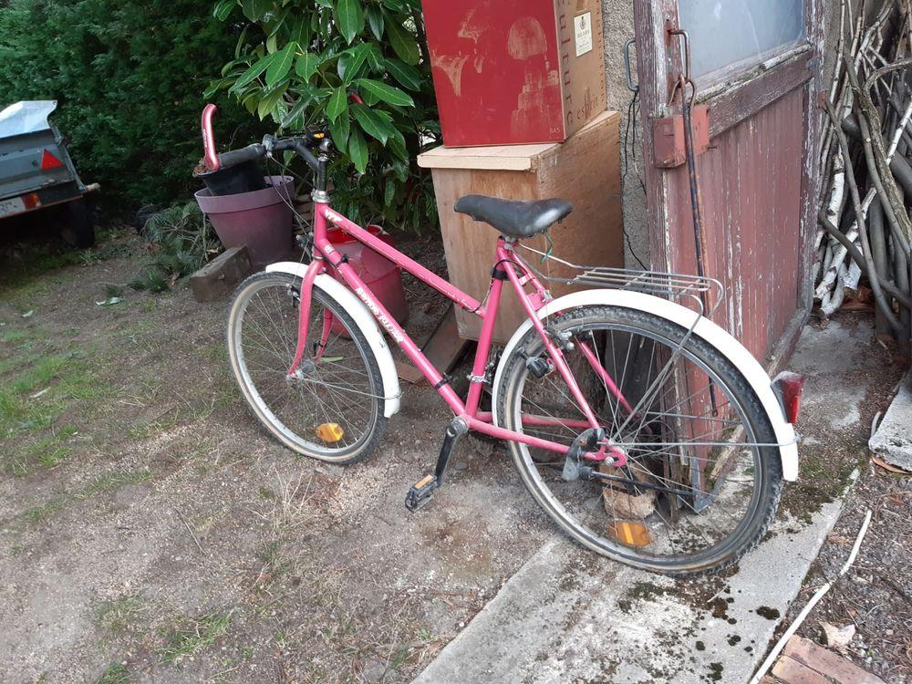 vélo VTC femme adulte , à remettre en état 20€ Vélos