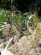 Vélo femme collection années 50.