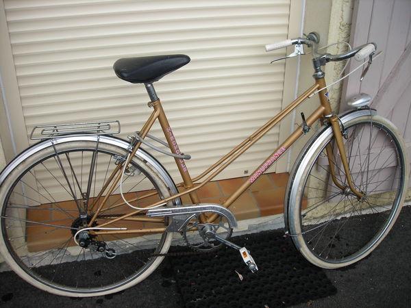 Vélo de Femme 150 Labenne (40)