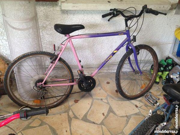 vélo ado - femme 10 Mouguerre (64)