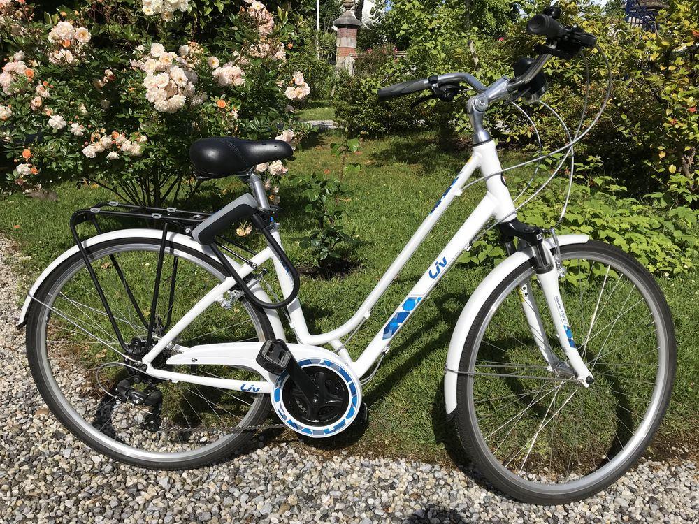 Vélo femme 280 Bayonne (64)