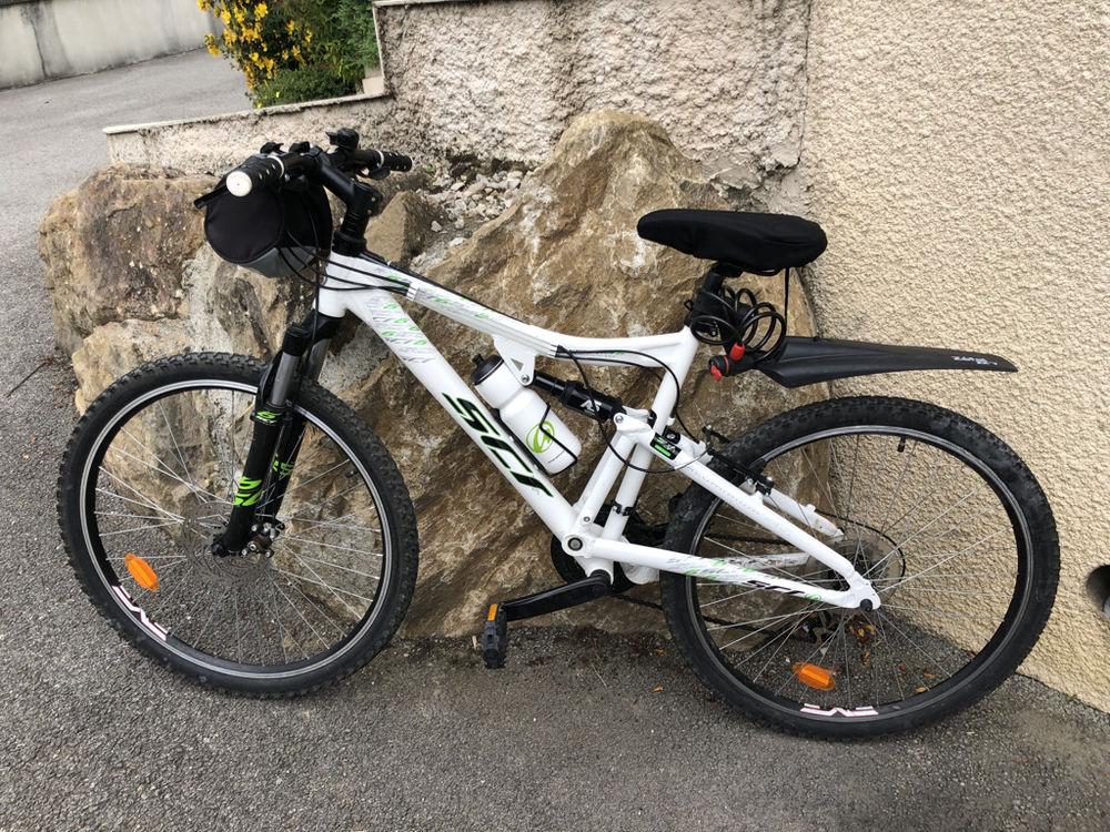 Vélo VTT femme 200 Viry (74)