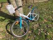 Vélo fille Btwin 40 Frétigny (28)