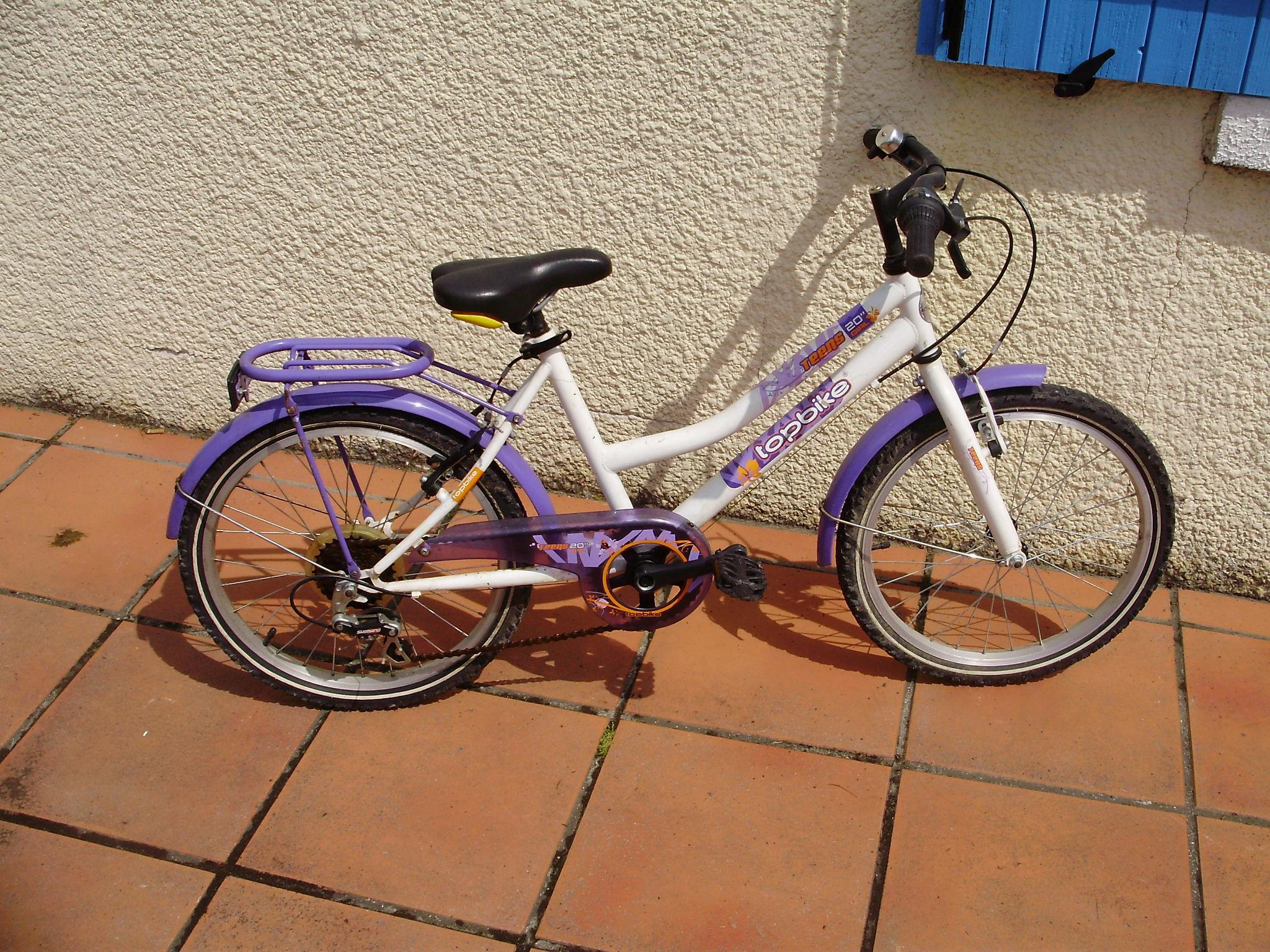 Vélos occasion , annonces achat et vente de vélos - ParuVendu ... 268a90c7dc55