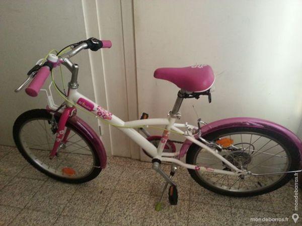 Vélo fille 6-8 ans 50 Lambersart (59)