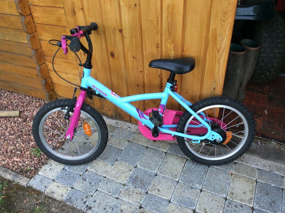 vélo fille 4-6 ans 50 Decize (58)