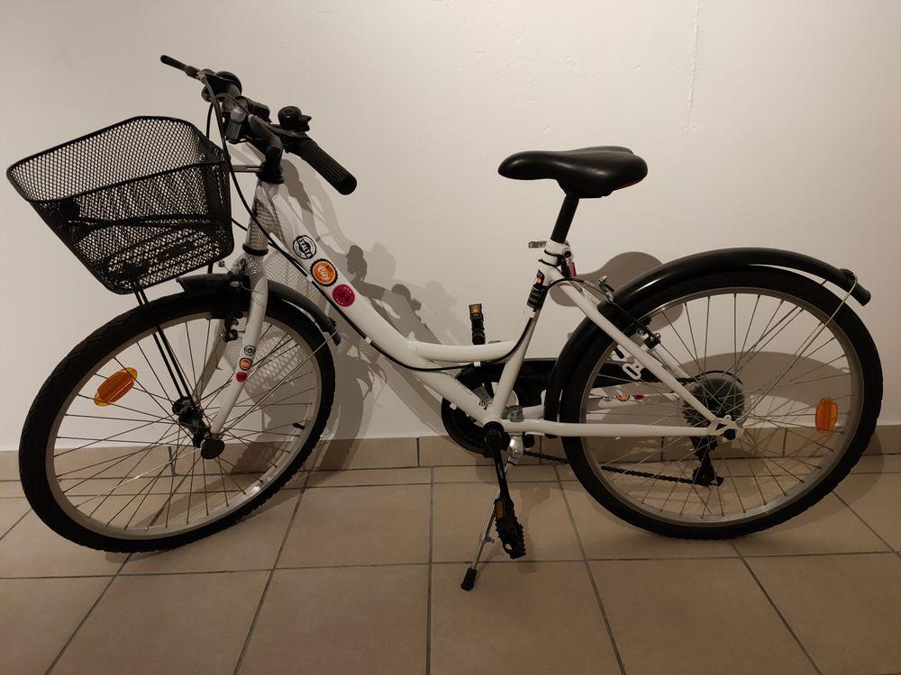 Vélo 24  fille 120 Créhange (57)