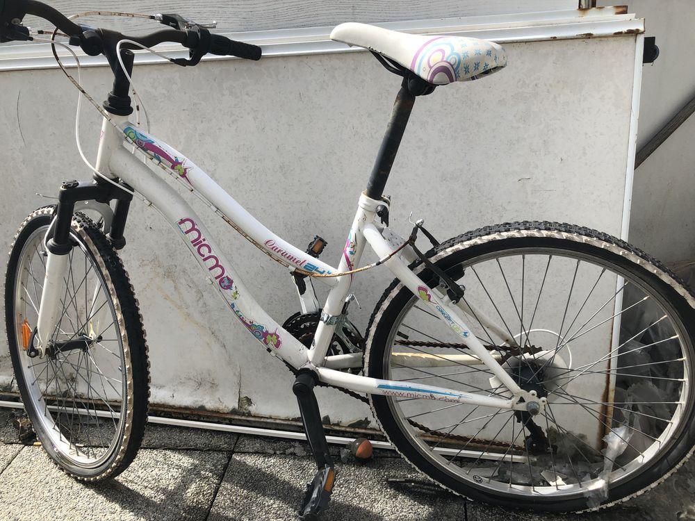 Vélo fille  80 Vitry-sur-Seine (94)