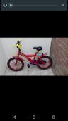 Je met en le vélo de mon fils en bonne état 40 Tourcoing (59)
