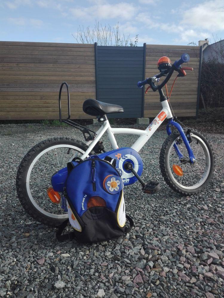 Vélo garçon 16 pouces 70 Ruca (22)
