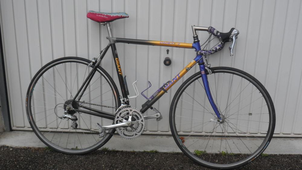 vélo giant cadex carbone 2 120 Voreppe (38)