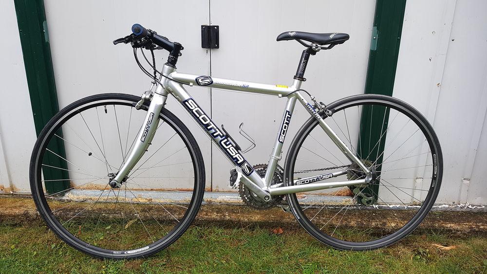 vélo homme Scott roadster S2 taille XS 340 Joué-lès-Tours (37)