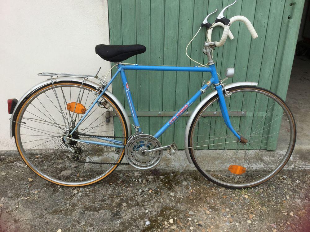 Vélo homme 60 Coussay-les-Bois (86)