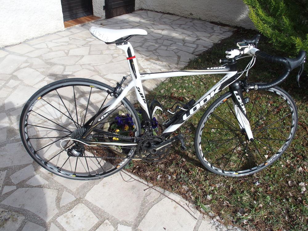 Vélo Look 586  1200 Perrigny (89)