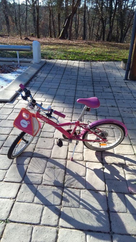 Vélo MISTIGIRL avec équipements  65 Cornille (24)